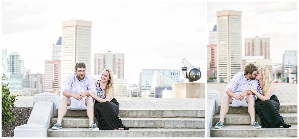 Tess Ray Camden Yards Engagement Session Living Radiant Photography photos_0043.jpg