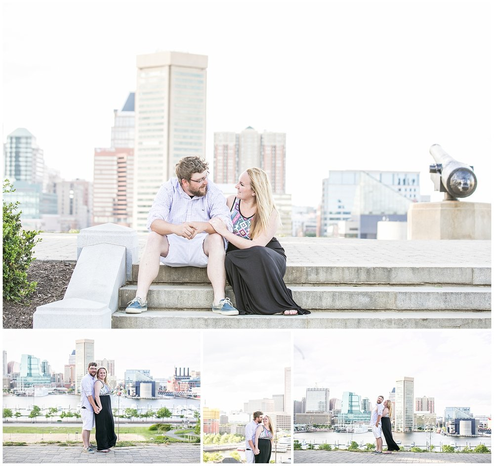 Tess Ray Camden Yards Engagement Session Living Radiant Photography photos_0042.jpg