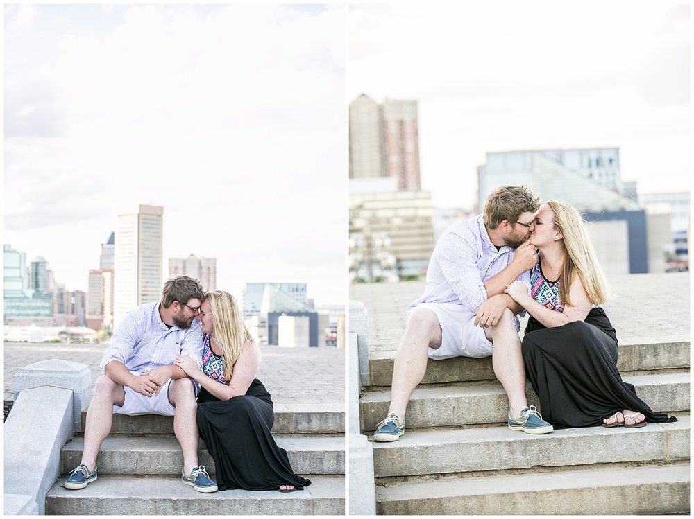 Tess Ray Camden Yards Engagement Session Living Radiant Photography photos_0044.jpg