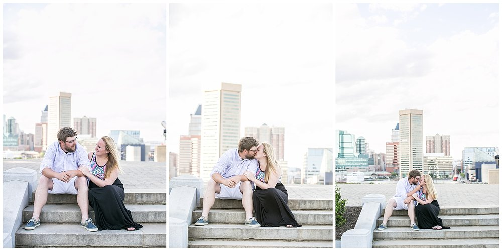 Tess Ray Camden Yards Engagement Session Living Radiant Photography photos_0045.jpg