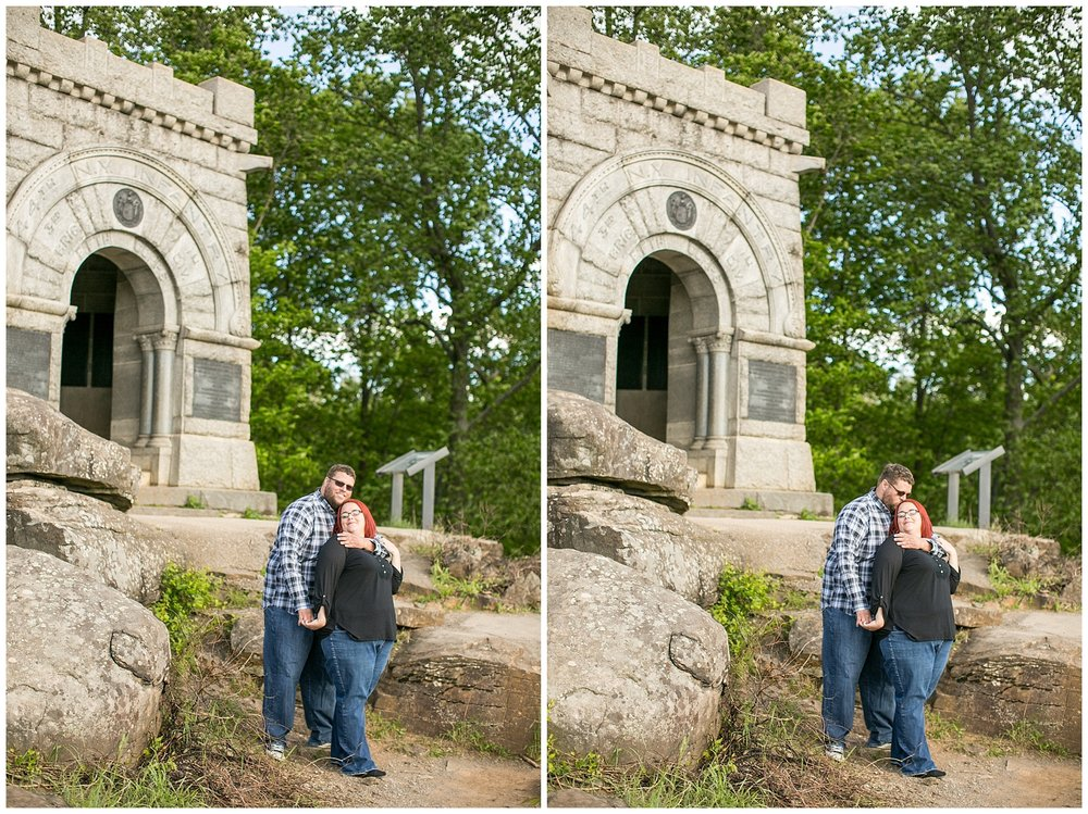 Katt Nick Gettysburg Engagement Session Living Radiant Photography photos_0023.jpg