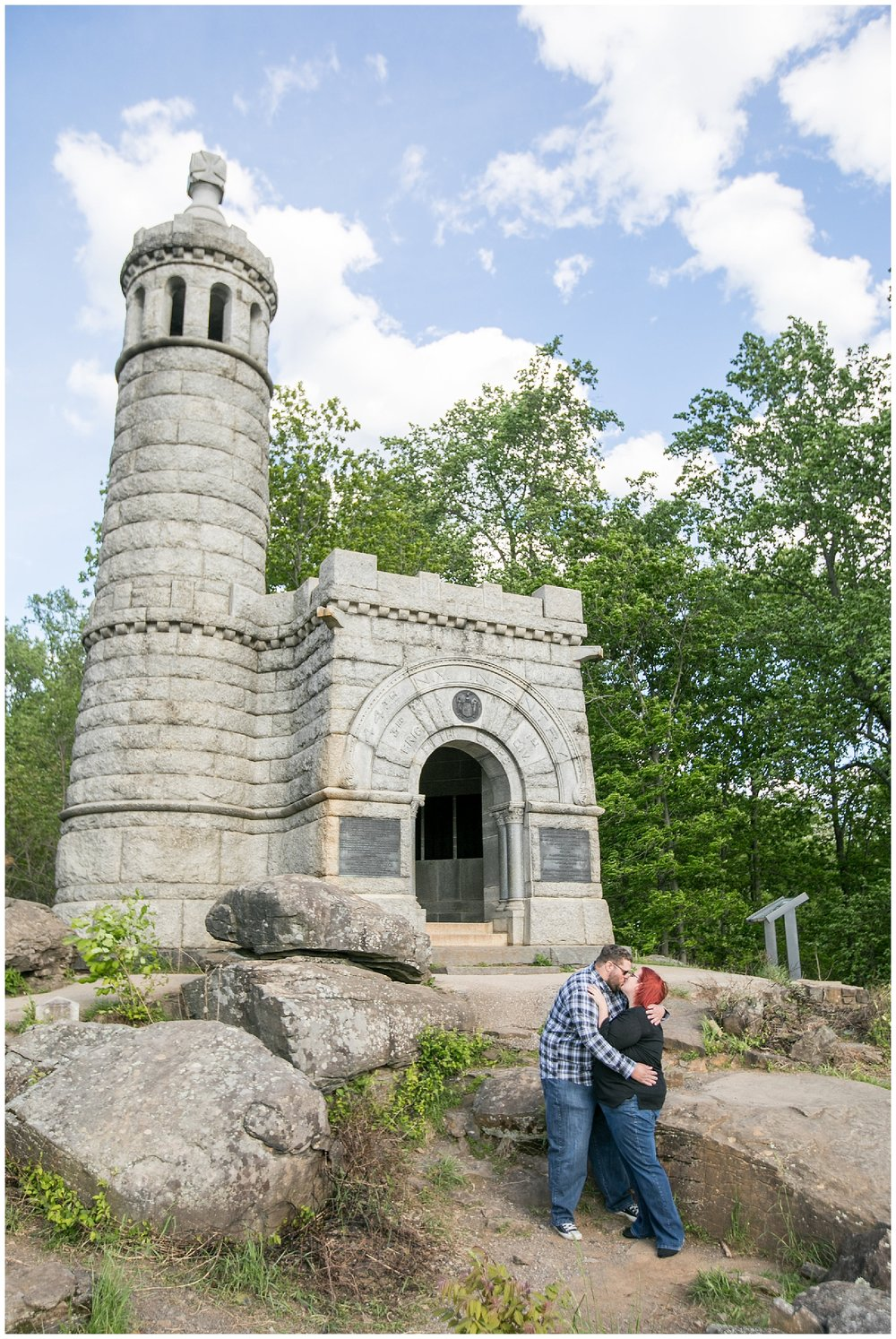 Katt Nick Gettysburg Engagement Session Living Radiant Photography photos_0024.jpg
