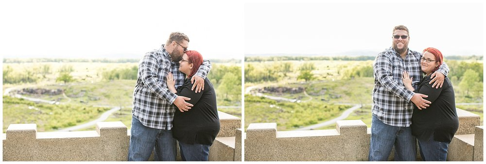 Katt Nick Gettysburg Engagement Session Living Radiant Photography photos_0026.jpg