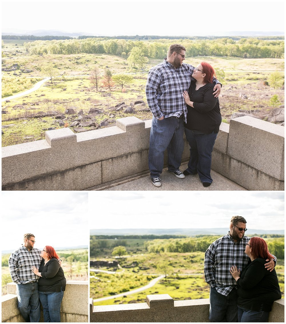 Katt Nick Gettysburg Engagement Session Living Radiant Photography photos_0027.jpg