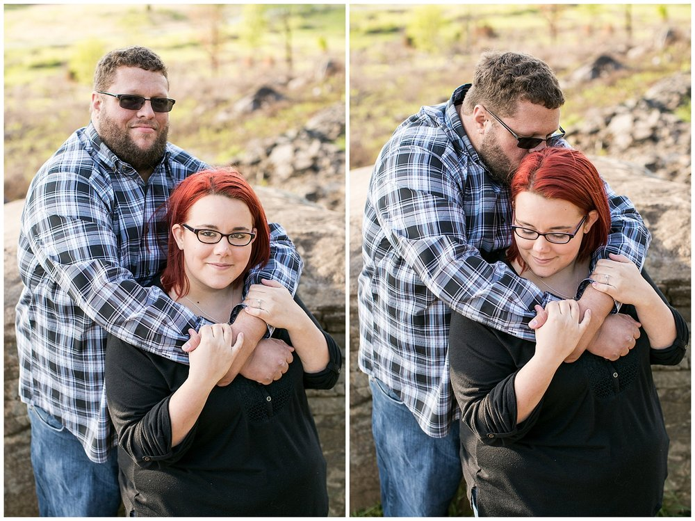 Katt Nick Gettysburg Engagement Session Living Radiant Photography photos_0032.jpg