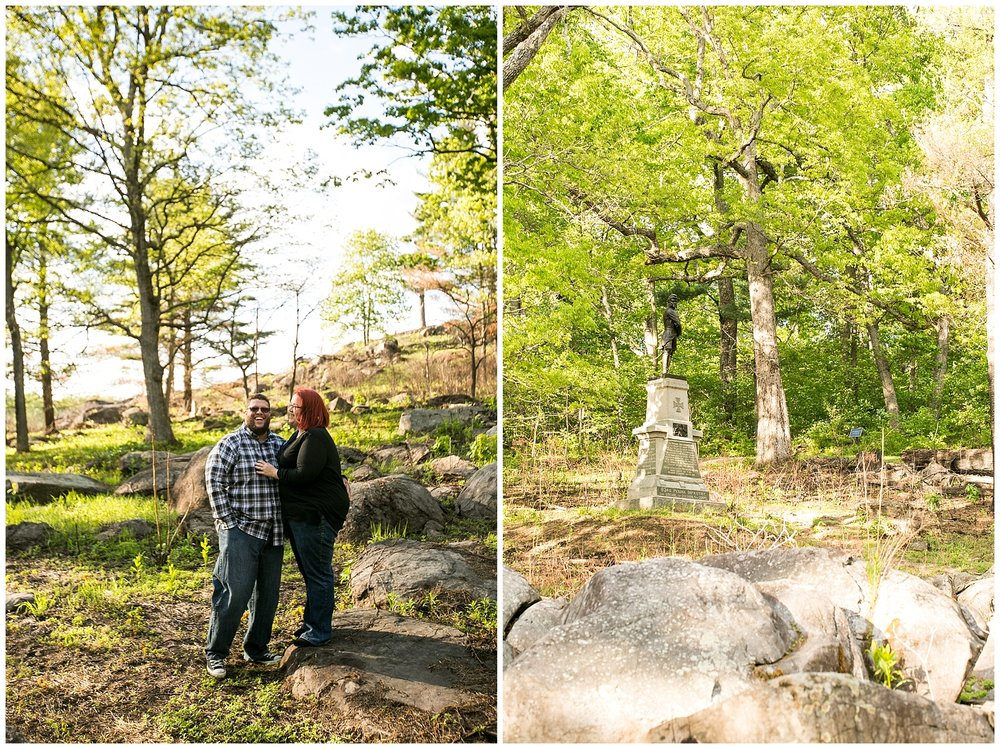 Katt Nick Gettysburg Engagement Session Living Radiant Photography photos_0034.jpg