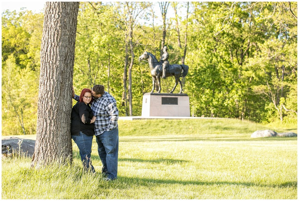 Katt Nick Gettysburg Engagement Session Living Radiant Photography photos_0046.jpg