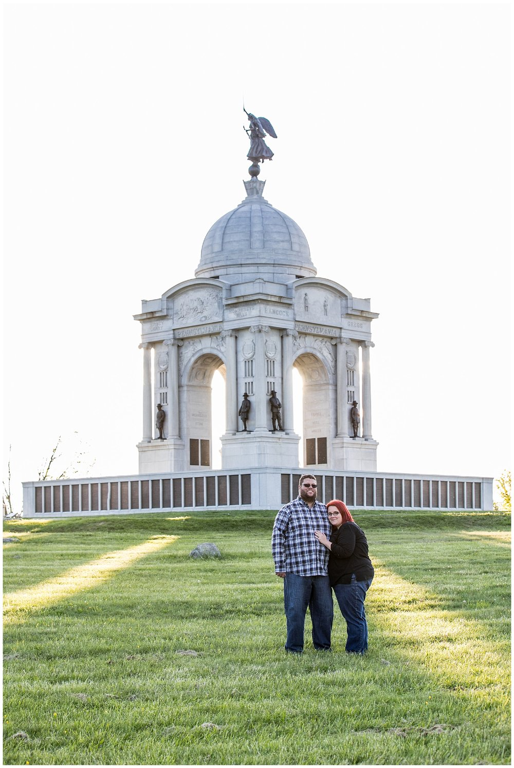 Katt Nick Gettysburg Engagement Session Living Radiant Photography photos_0049.jpg