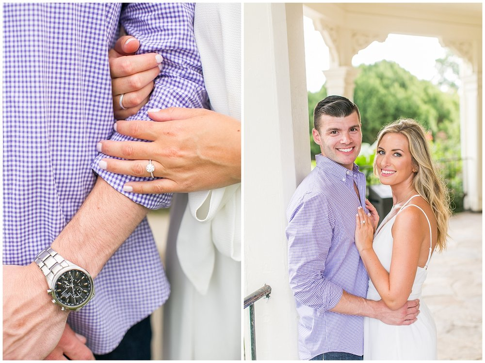 Justin Alyssa Cylburn Arboretum Engagement Session Living Radiant Photography photos_0007.jpg