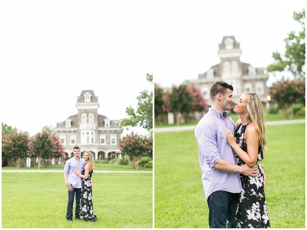 Justin Alyssa Cylburn Arboretum Engagement Session Living Radiant Photography photos_0034.jpg