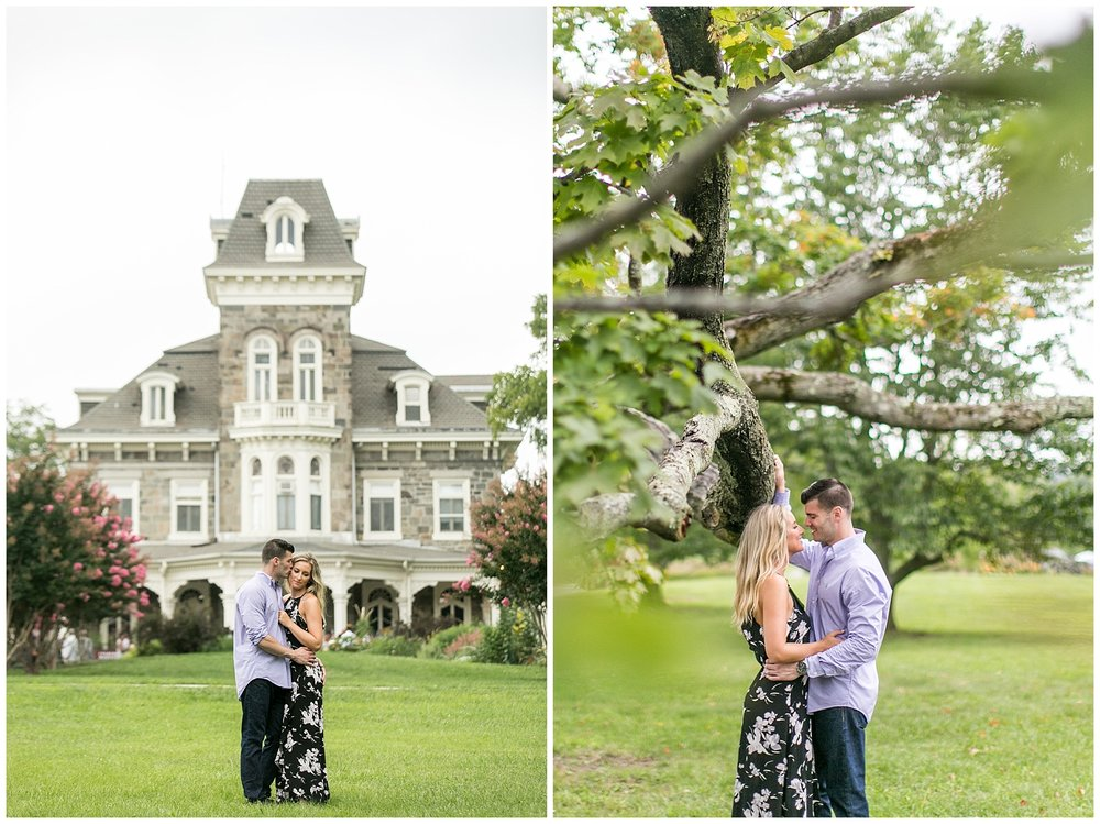 Justin Alyssa Cylburn Arboretum Engagement Session Living Radiant Photography photos_0037.jpg