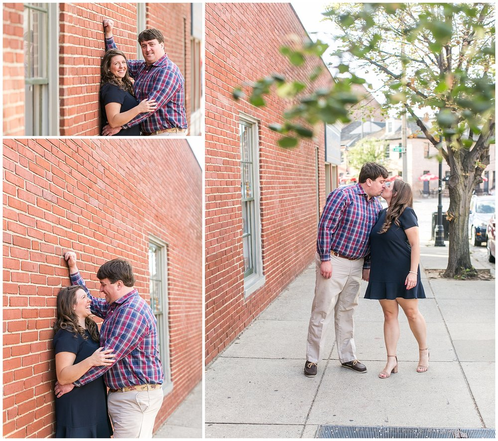 Genevieve Alex Fells Point Engagement Session Living Radiant Photography photos_0003.jpg