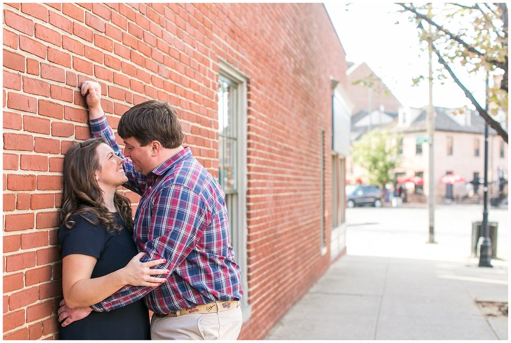 Genevieve Alex Fells Point Engagement Session Living Radiant Photography photos_0007.jpg