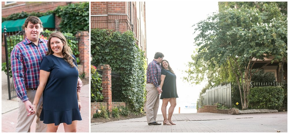 Genevieve Alex Fells Point Engagement Session Living Radiant Photography photos_0008.jpg