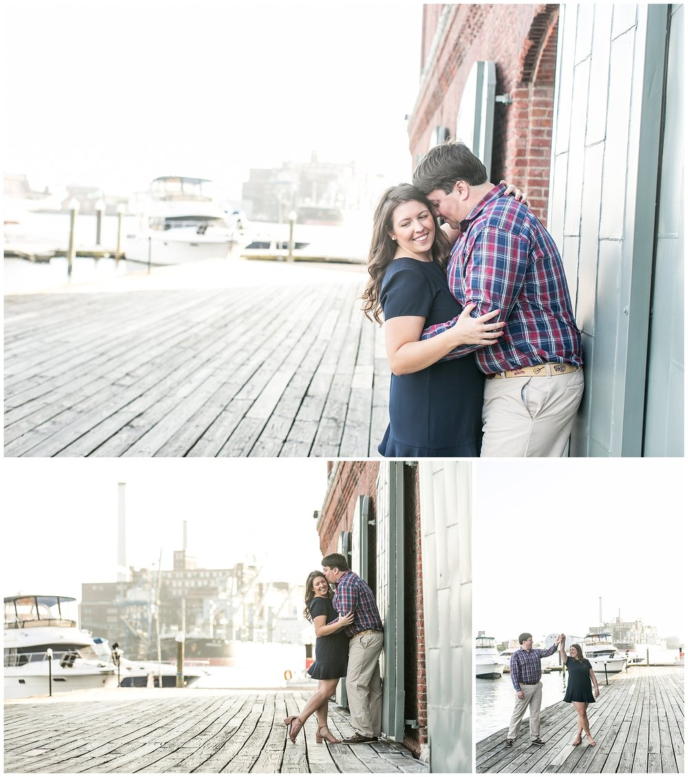 Genevieve Alex Fells Point Engagement Session Living Radiant Photography photos_0021.jpg