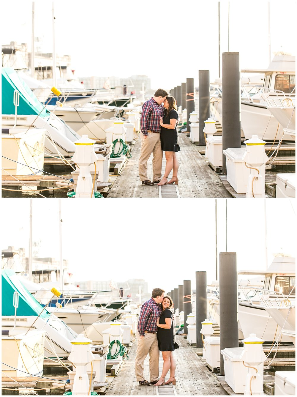 Genevieve Alex Fells Point Engagement Session Living Radiant Photography photos_0030.jpg
