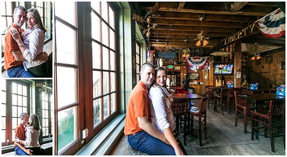 Olivia John Ropewalk Tavern Federal Hill Engagement Session Living Radiant Photography photos color_0006.jpg