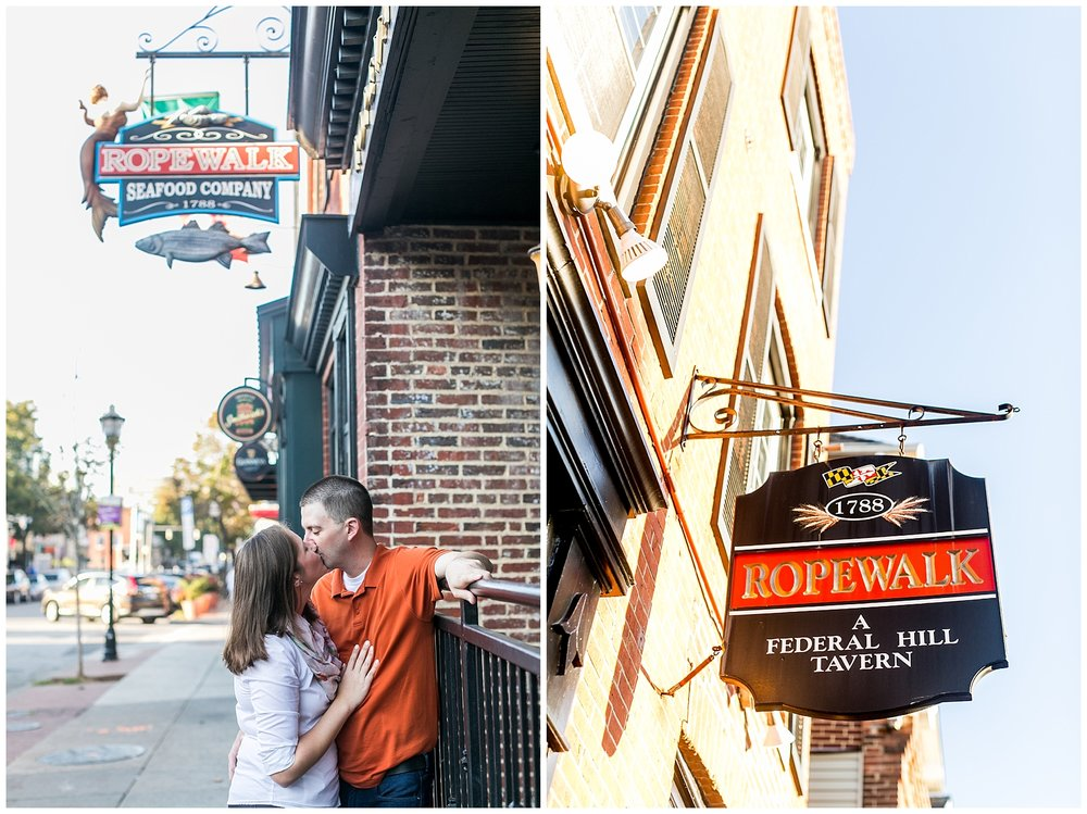 Olivia John Ropewalk Tavern Federal Hill Engagement Session Living Radiant Photography photos color_0014.jpg