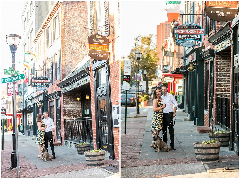 Olivia John Ropewalk Tavern Federal Hill Engagement Session Living Radiant Photography photos color_0016.jpg