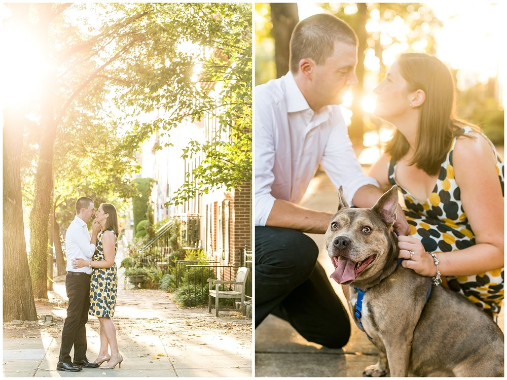 Olivia John Ropewalk Tavern Federal Hill Engagement Session Living Radiant Photography photos color_0021.jpg