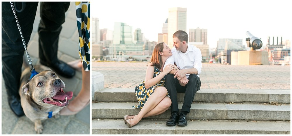 Olivia John Ropewalk Tavern Federal Hill Engagement Session Living Radiant Photography photos color_0024.jpg