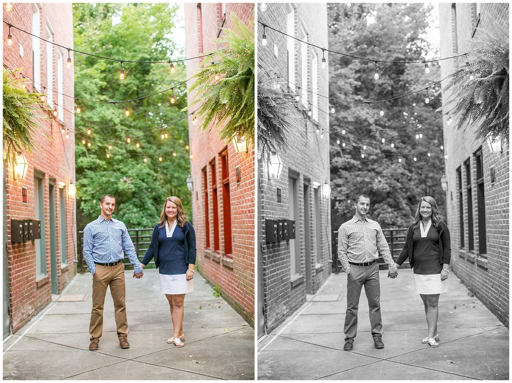 Jenny + Phil {engaged} | Ellicott City Engagement Session | Baltimore Best Wedding Photographer | Living Radiant Photography