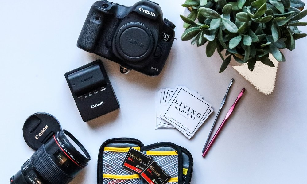 What's In Our Camera Bags