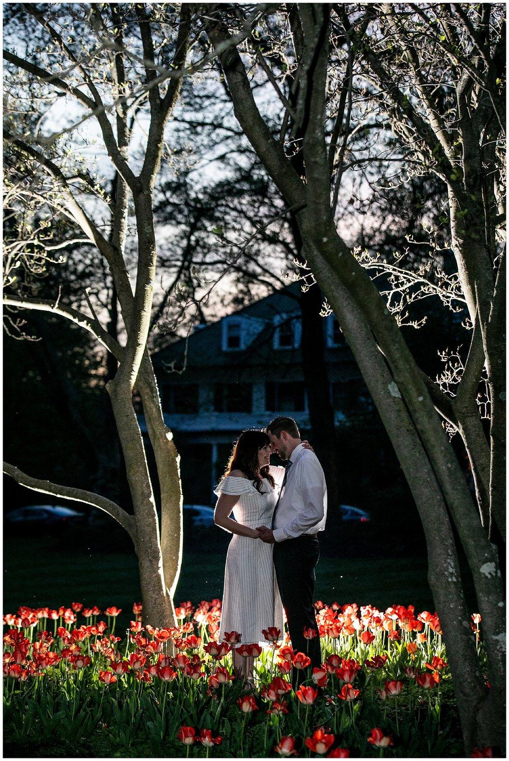 A+D Sherwood Gardens Clyburn Arboretum Engagement Session living radiant photography photos_0054.jpg