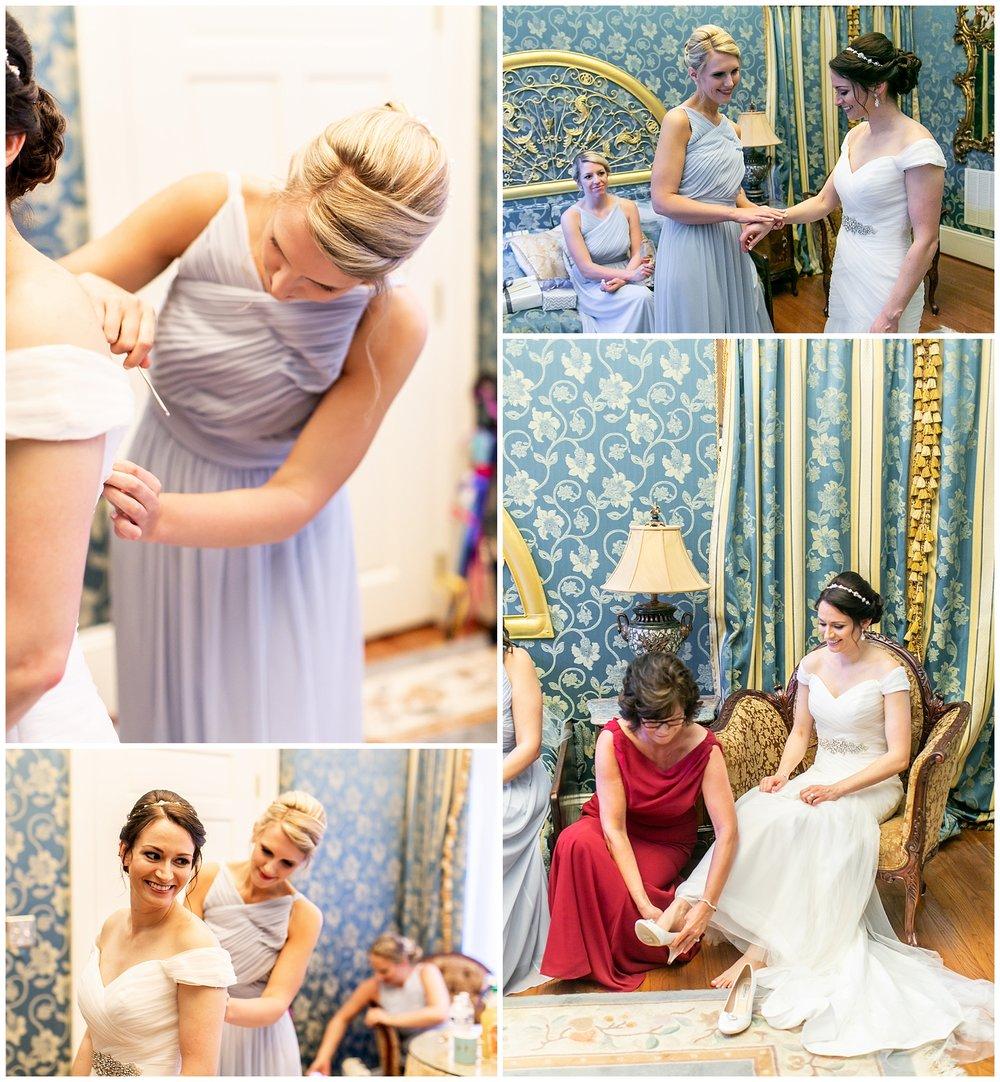 Ashley + Kevin Gramercy Mansion Rainy Day Baltimore Wedding Living Radiant Photography photos_0015.jpg