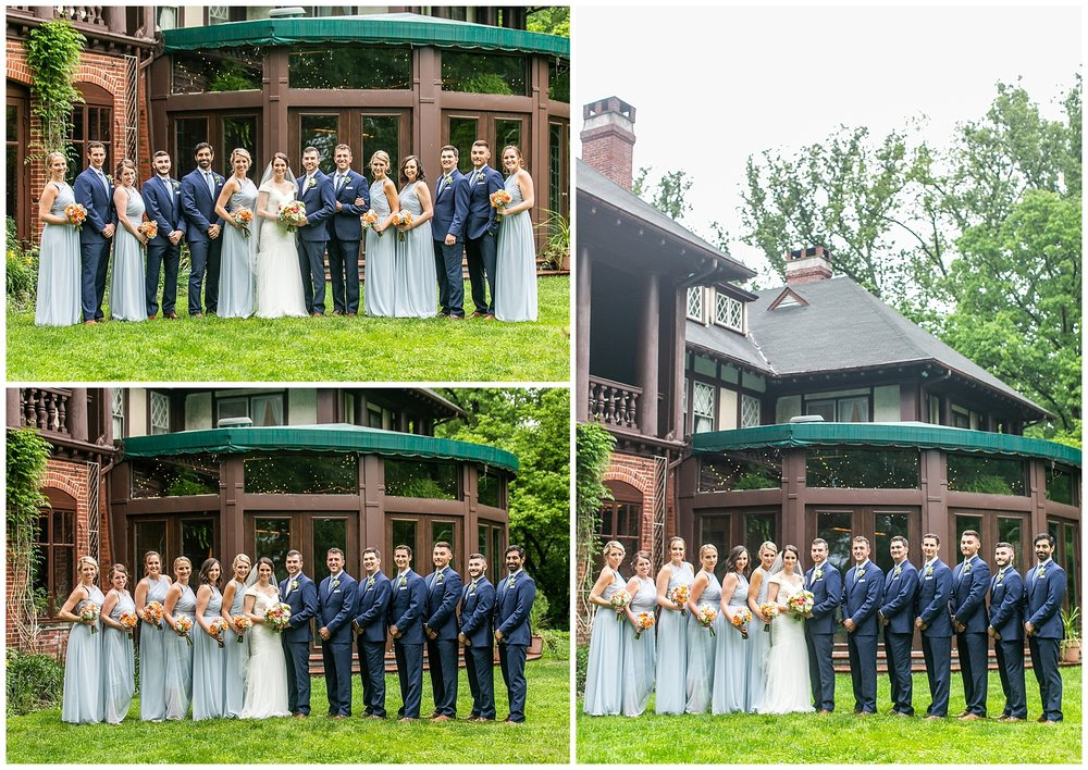 Ashley + Kevin Gramercy Mansion Rainy Day Baltimore Wedding Living Radiant Photography photos_0054.jpg
