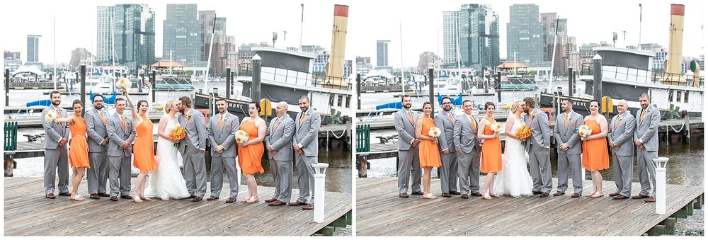Orioles Wedding | Baltimore Best Wedding Photographers | Baltimore Museum of Industry Weddings