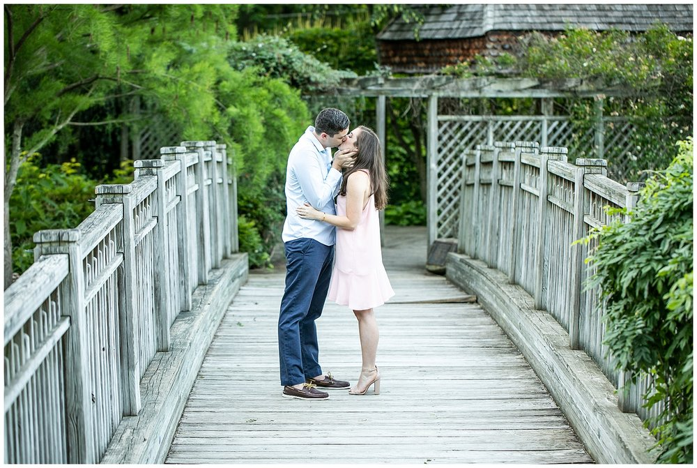 Living Radiant Photography | Katie Daniel Brookside Gardens Engagement Session | Baltimore Weddings