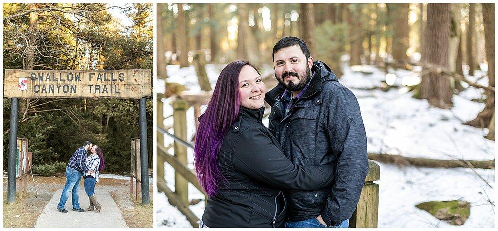 Brittany Juan Swallow Falls Deep Creek Engagement Session Living Radiant Photography photos edited_0008.jpg