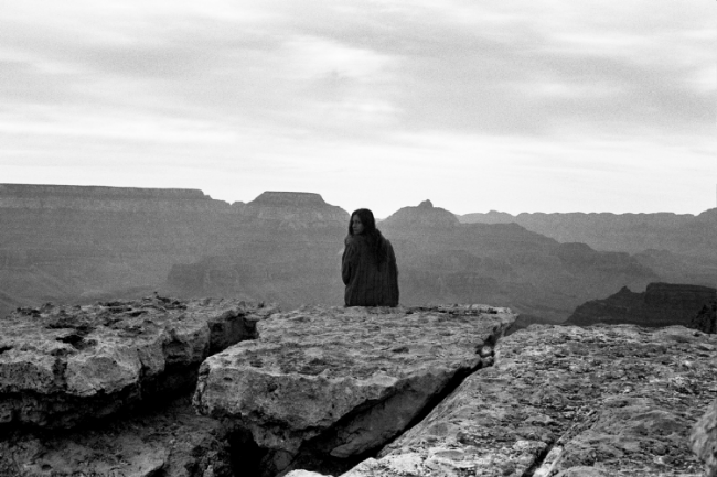 Shot on 35mm Film - Grand Canyon
