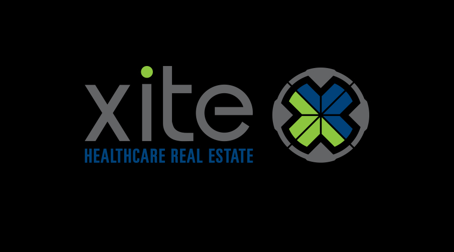 "The team at   Xite Healthcare Real Estate     needed an exciting brand for their new company. Their goal was to show their client just how modern, professional, cutting-edge and technology-driven they really are.  The ""x"" icon along with the font certainly gives off that impression."