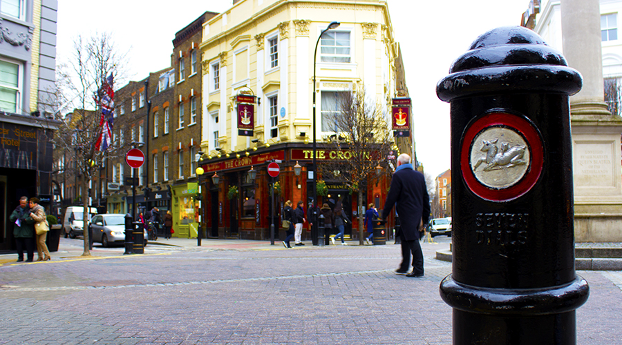 PHOTOGRAPHY  :: London ::  Seven Dials
