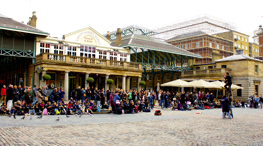 PHOTOGRAPHY  :: London ::  Covent Garden