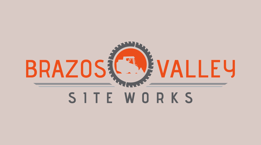 Bravos Valley Site Works  needed branding that conveyed exactly what the business is all about; complete job/construction site work. The end product was complete with a gear and excavation rig. Fresh, modern and personal.