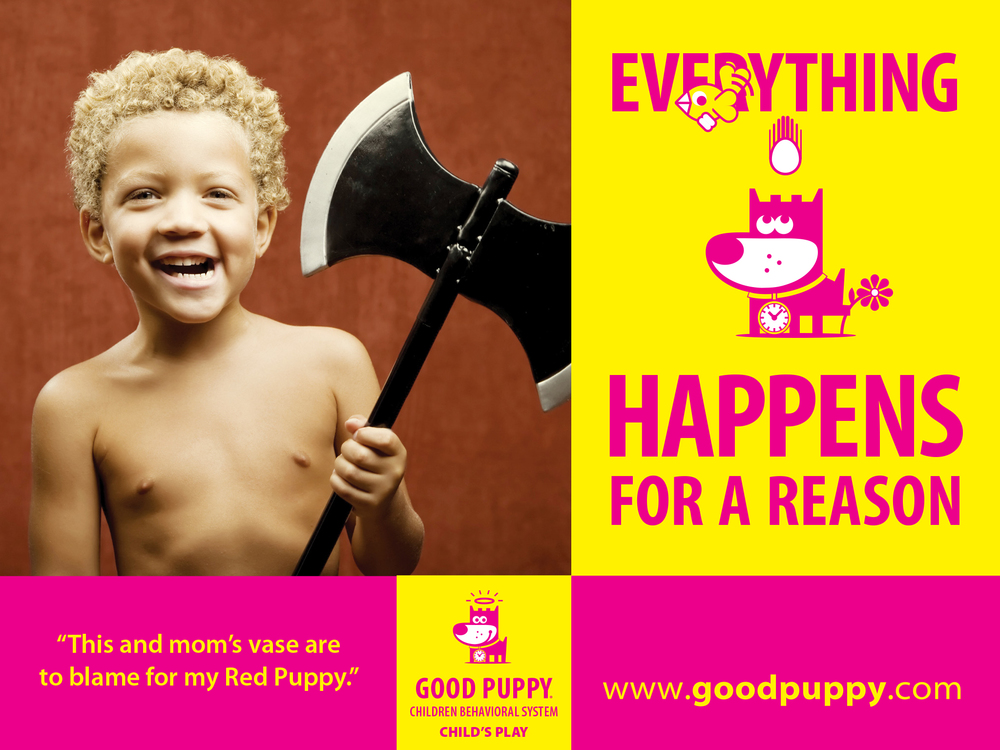 Good Puppy Children Behavioral System . HOME, SCHOOL & THERAPY