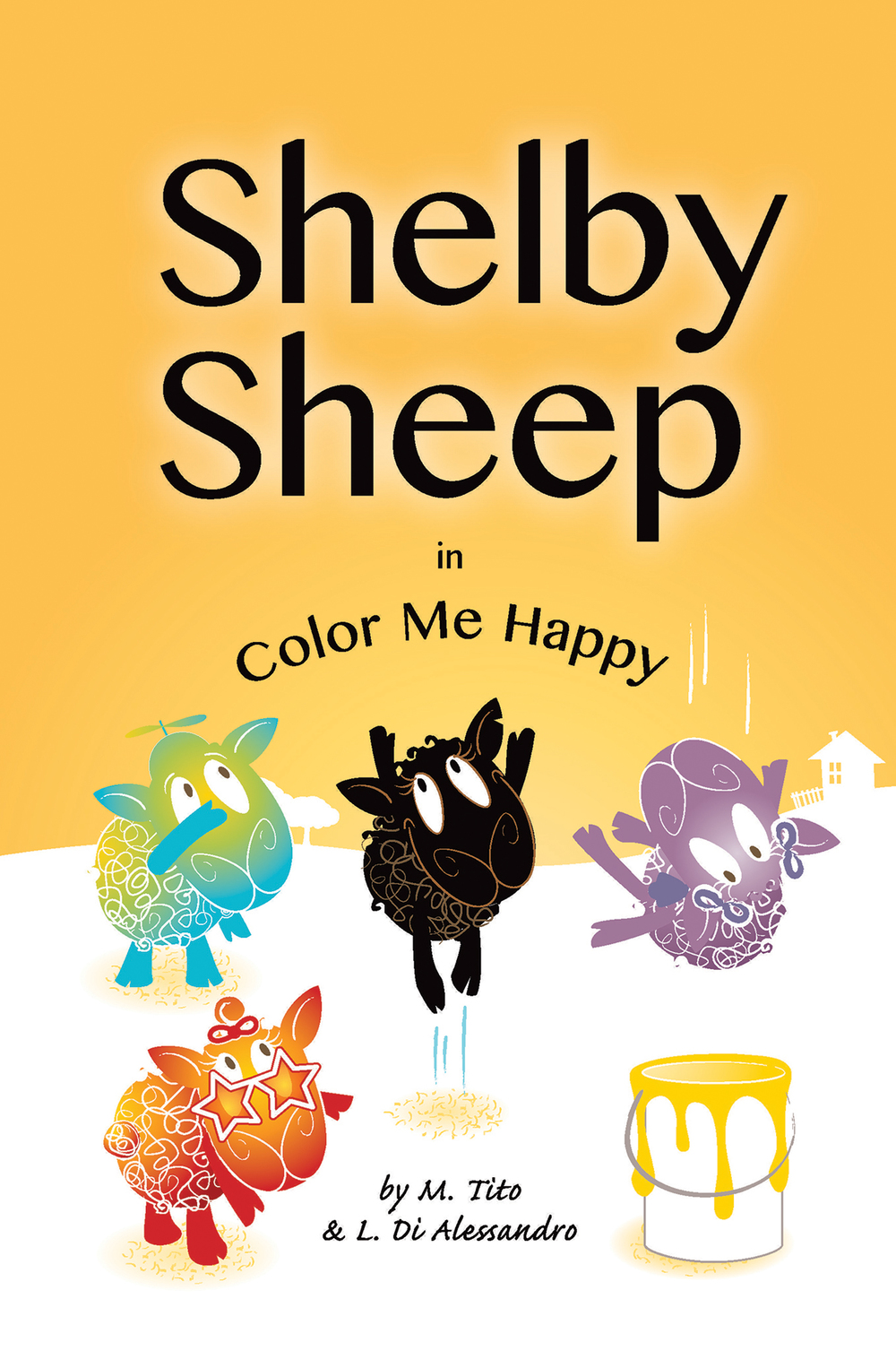 Shelby Sheep   Color Me Happy    Press Release