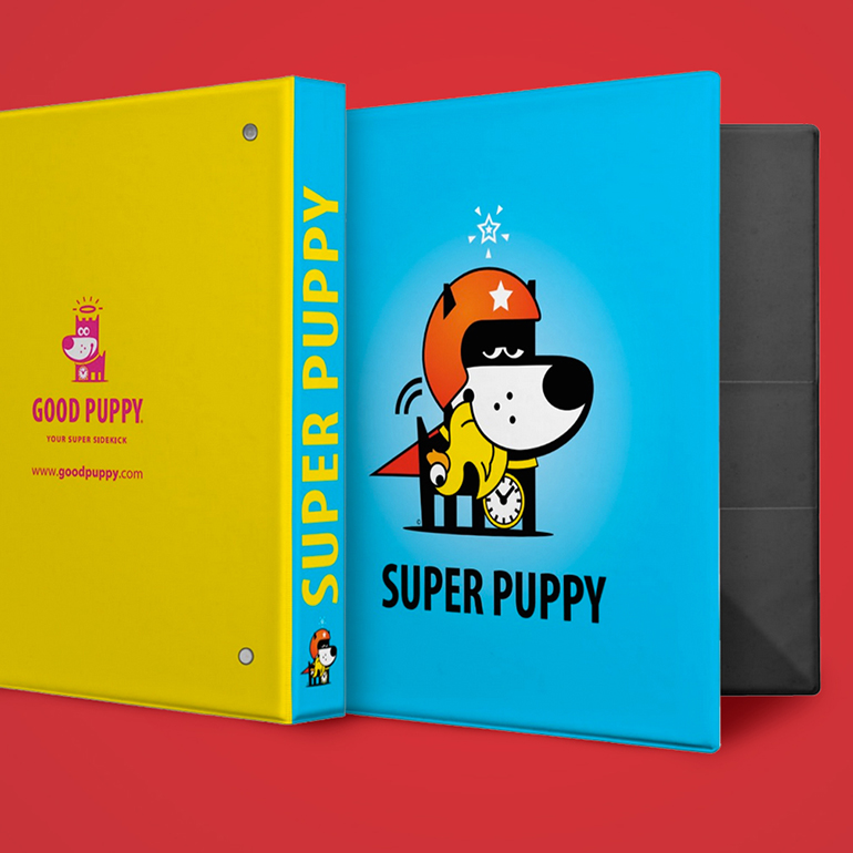 GOOD PUPPY® CBS BINDERS