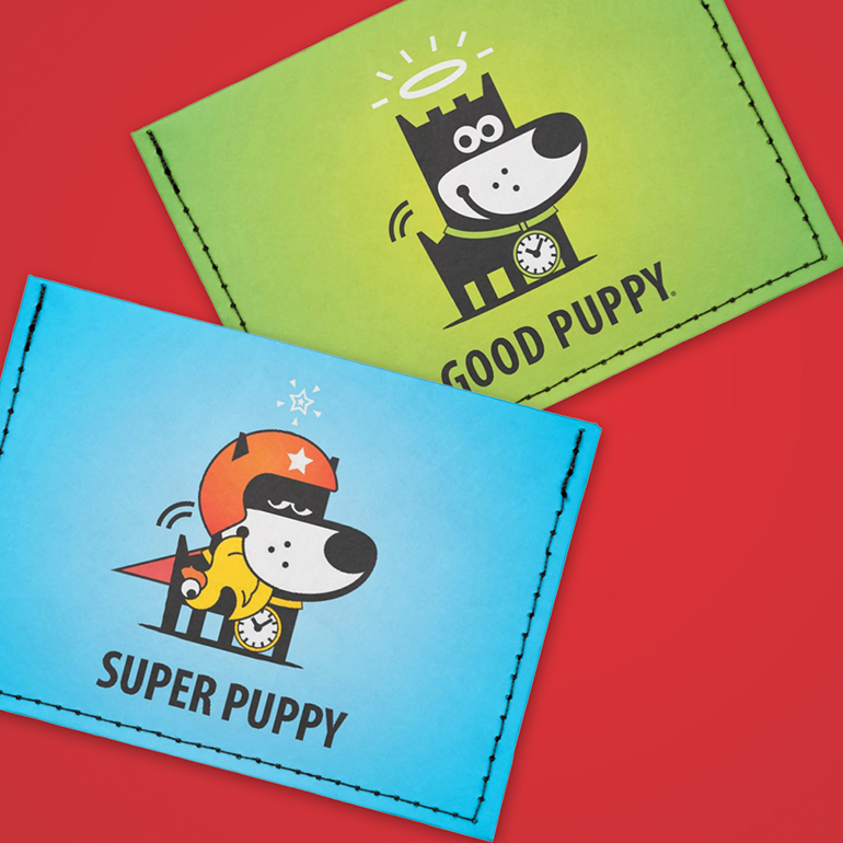 GOOD PUPPY® CBS WALLETS