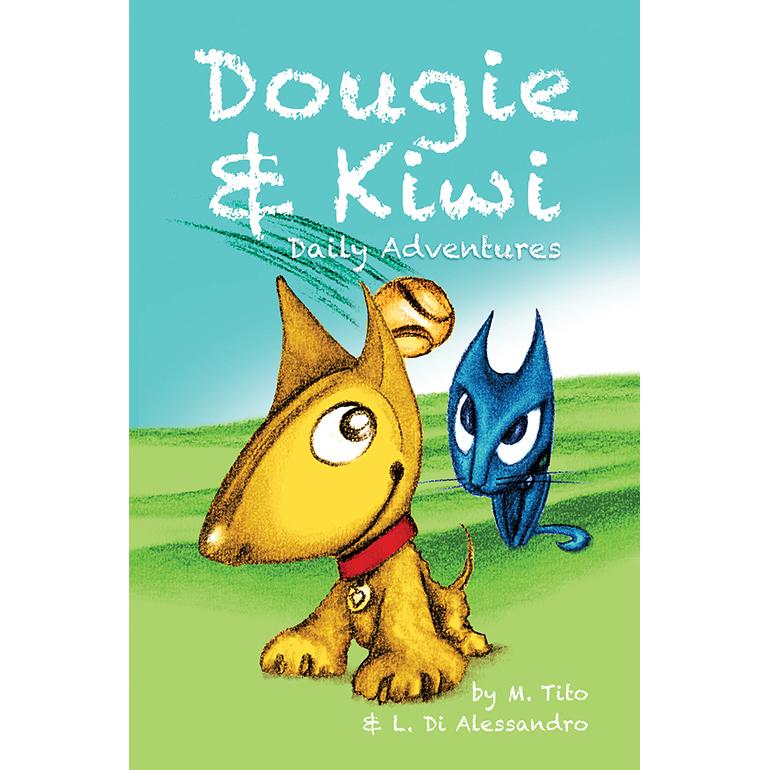 Dougie & Kiwi   Daily Adventures   Press Release   Download PDF