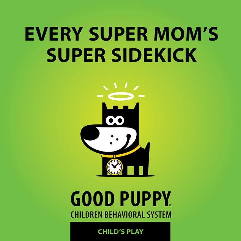 Good Puppy Children Behavioral  & Emotional Tools