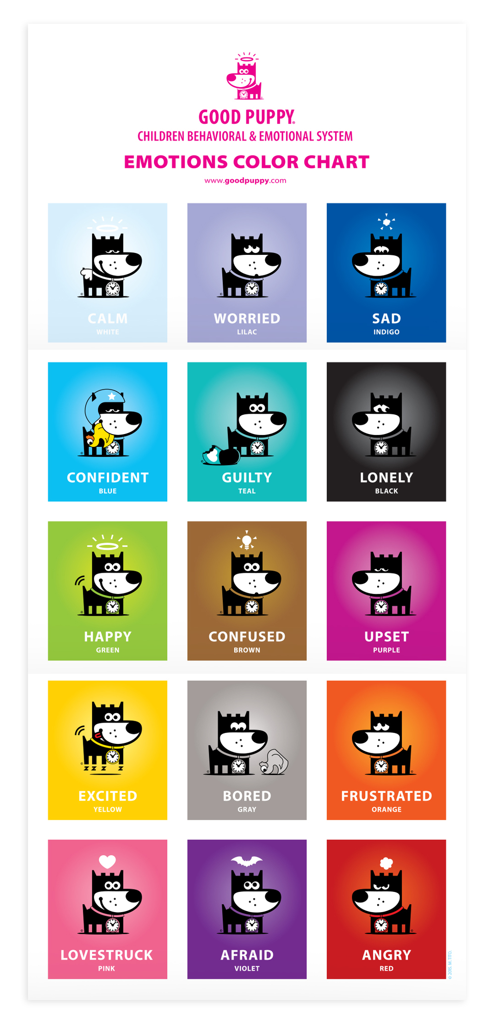 http://goodpuppy.com/shop/good-puppy-children-behavioral-emotional-system-emotions-color-wall-chart
