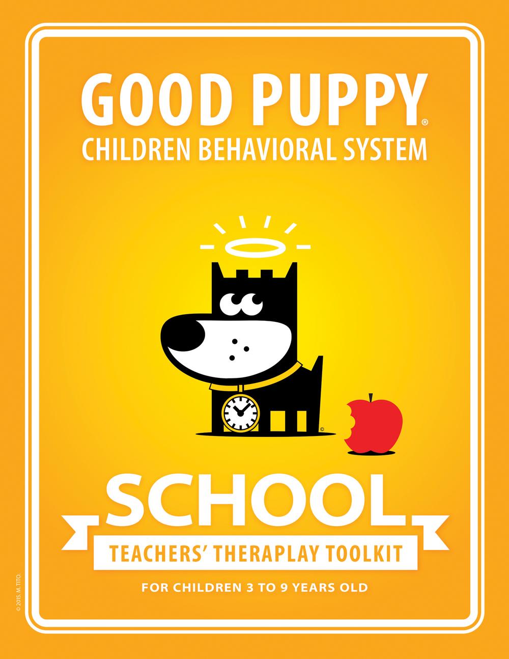 GOOD PUPPY Children Behavioral System . SCHOOL