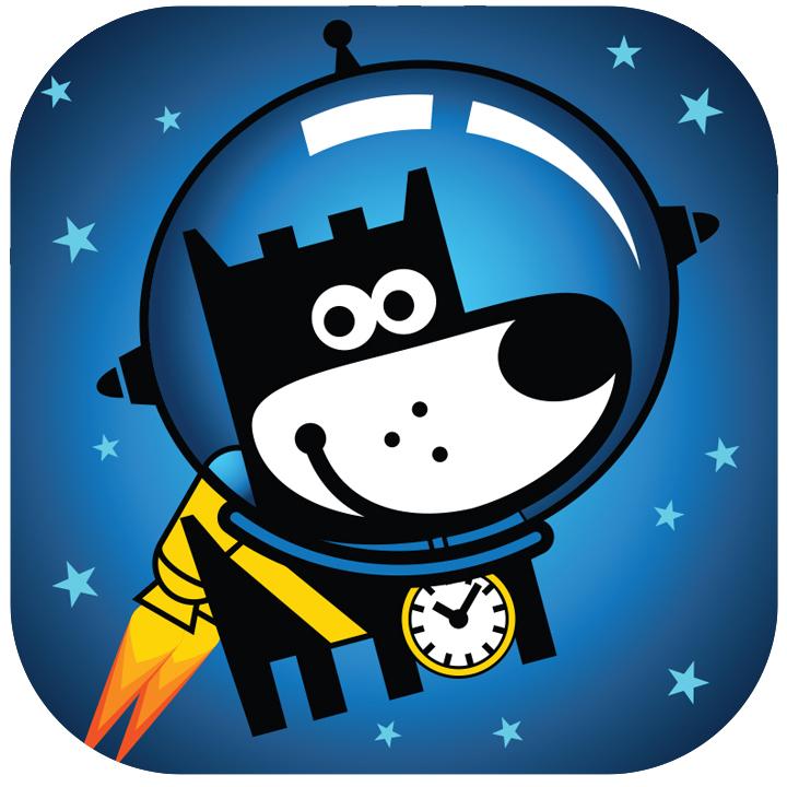 GOOD PUPPY SPACE WALK