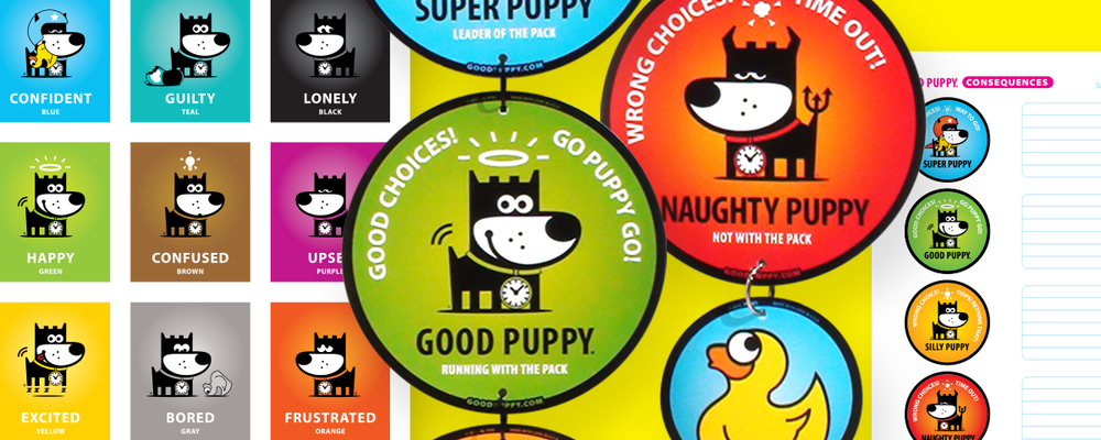 GOOD PUPPY Behavioral System Tools