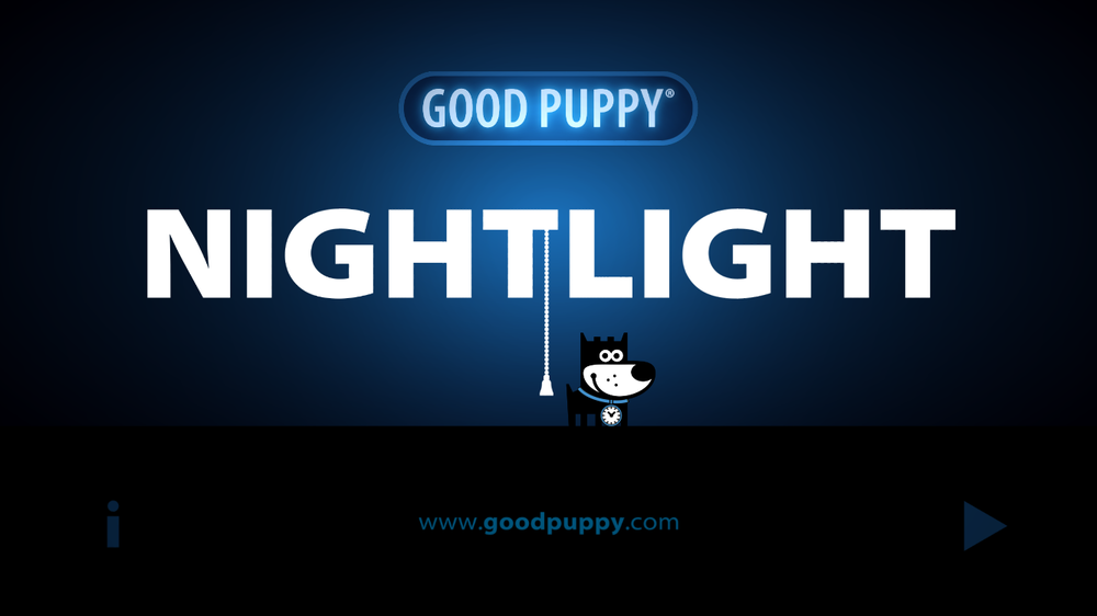 GOOD PUPPY NIGHTLIGHT