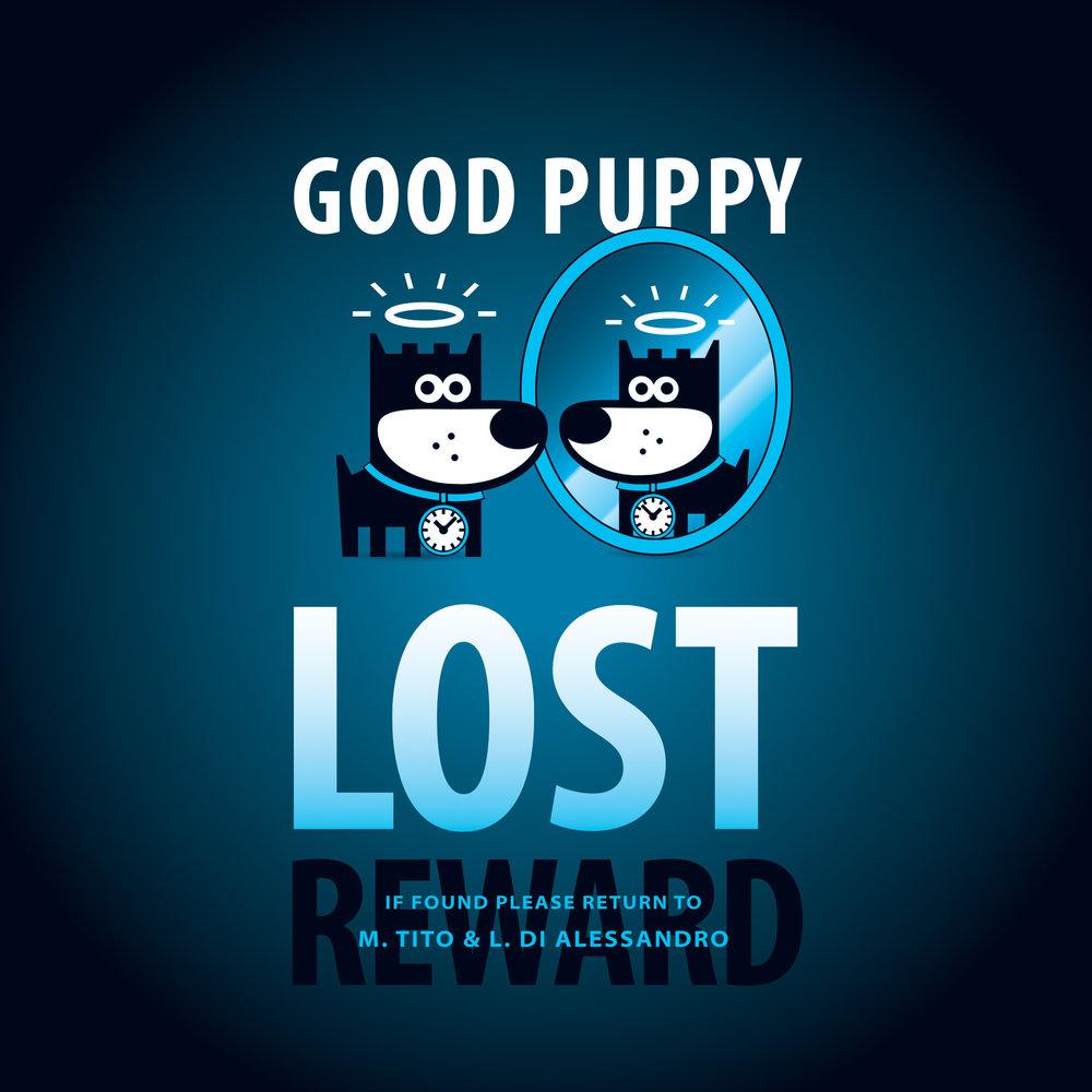 GOOD PUPPY: LOST